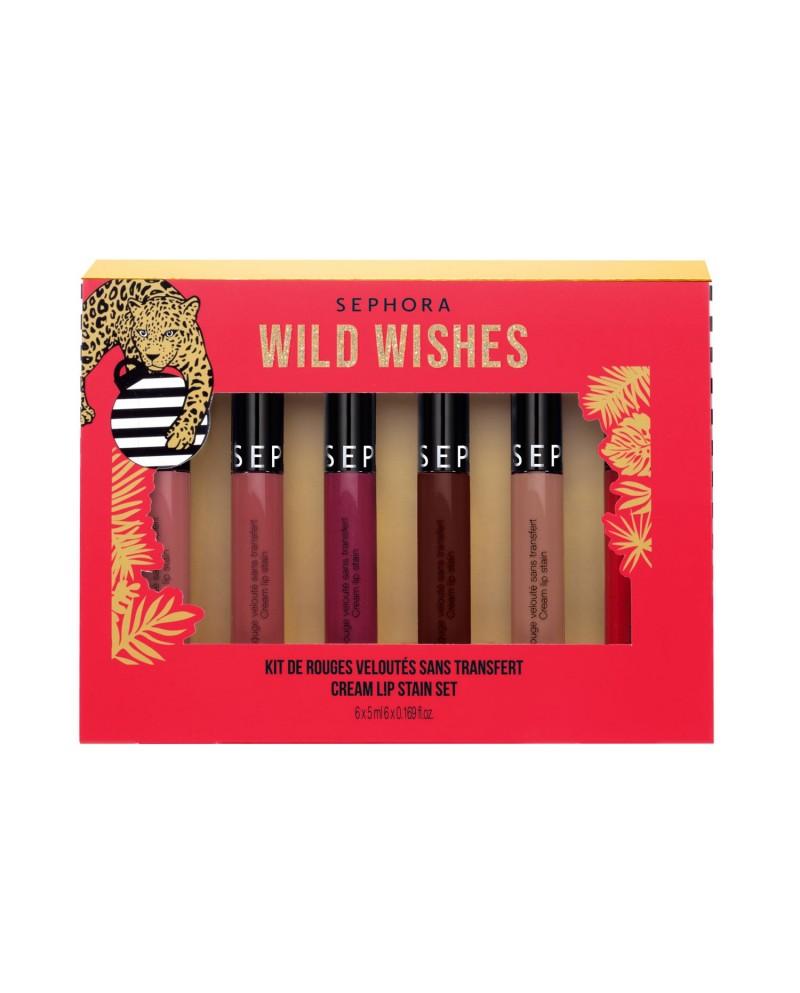 Kit De Cream Lip Stain Wild Wishes