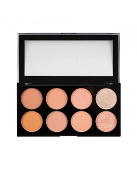 Revolution Ultra Blush Palette Hot Spice