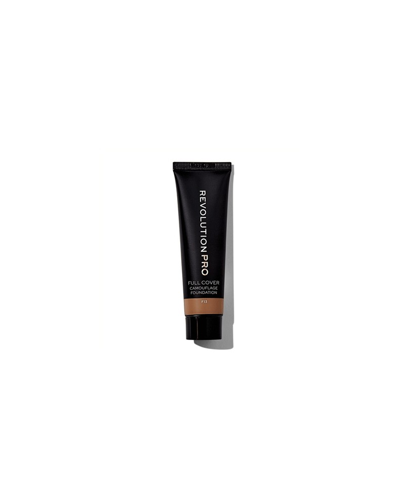 Revolution Pro Full Cover Camouflage Foundation - F13
